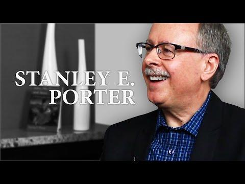 Stanley E. Porter | Eerdmans Author Interview Series