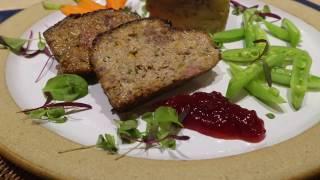 Meatloaf Havenwood - Chef Martin Sullivan