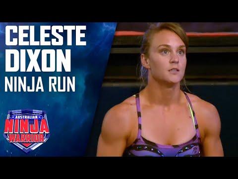 Ninja run: Celeste Dixon   Australian Ninja Warrior 2018