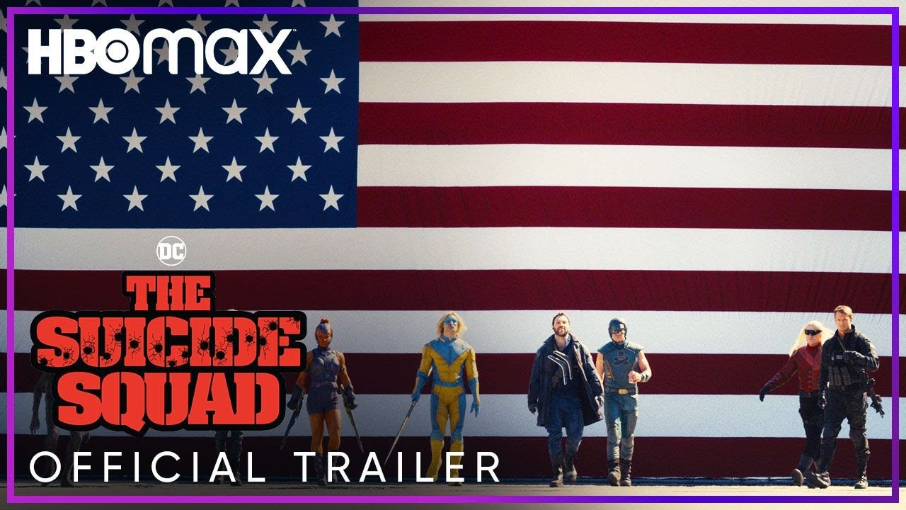 The Suicide Squad | Official Trailer | HBO Max