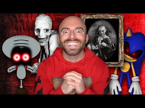 The FREAKIEST CREEPYPASTAS Ever Told - Part 4