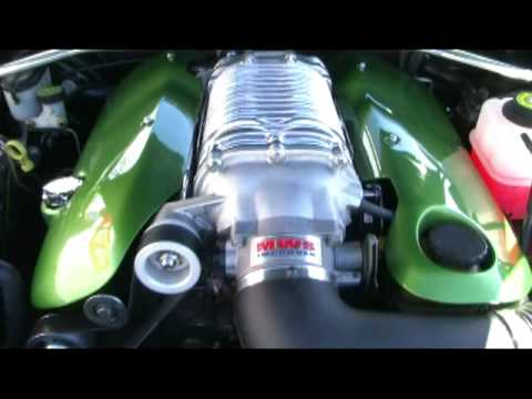 MWS Supercharged 383 LS1 VY SS Ute