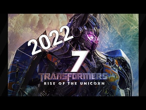 TRANSFORMERS 7  RISE OF THE UNICRON 2022 Trailer   Mark Wahlberg, Megan Fox Fan Made