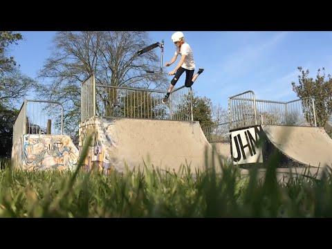 Just Ramps And Evesham Scooter Edit