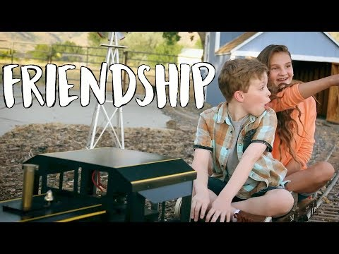 Friendship   Winn & Max