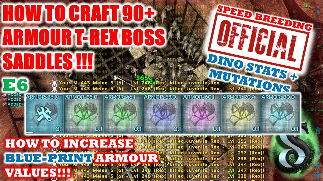 How to increase blue print armour values crafting 90 armour t rex how to increase blue print armour values crafting 90 armour t rex saddles testing crafting skill malvernweather Gallery