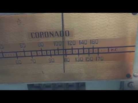 Coronado 908 tuning circuit adjustment