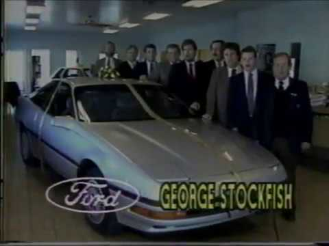 Magnum Home Comforts & George Stockfish Ford (1989) - Season's Greetings
