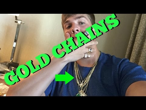 GOLD CHAINS (How I Like to Wear Them)