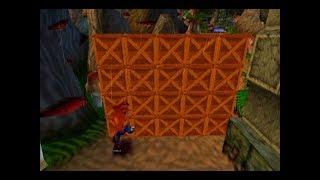 "Crash Bandicoot 2 Mod - ""Cortex Forgots Back"", Part 1: Turtle Woods"
