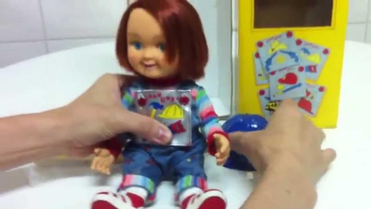 Chucky Good Guy... Freddy Vs Jason Vs Leatherface