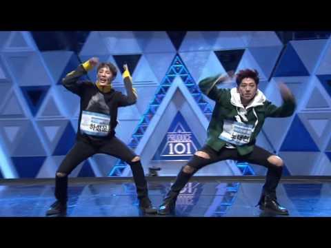 Produce 101 Season 2: Noh Tae Hyun & Ha Sung Woon Ranking Performance FULL VERSION (♬ VERY GOOD ♬)