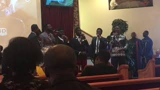 vuclip When the Saints go marching in - Sojourners Acapella