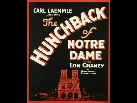 EL JOROBADO DE NOTRE DAME (THE HUNCHBACK OF NOTRE DAME, 1923, Full movie, Silent movie, Cinetel)