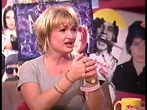 Caroline Aherne interview (Royle Family, Mrs Merton - TFI Friday, 1997)
