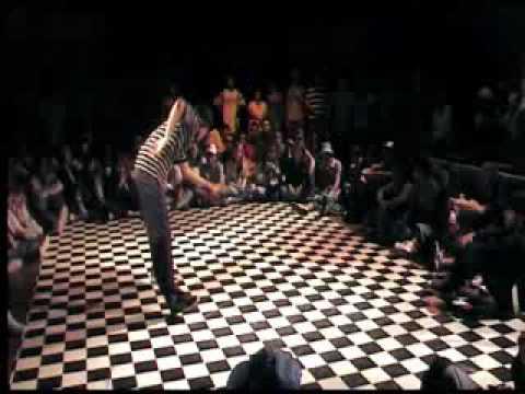 Mannheim Ghetto Soul 2007  - Locking Lock Lee ( Germany )