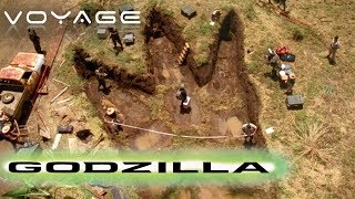 Godzilla's Footprint | Godzilla | Voyage