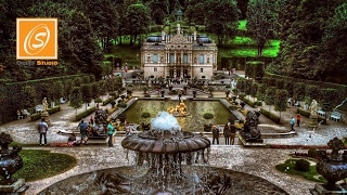 Linderhof Palace - Interesting Facts, Ettal Abbey, Bavaria, Germany