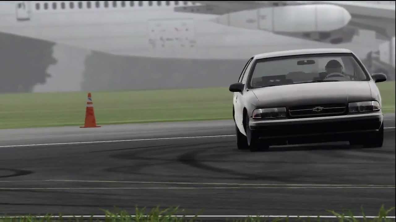 Forza Motorsport 4 Top Gear Power Laps 1996 Chevrolet Impala SS