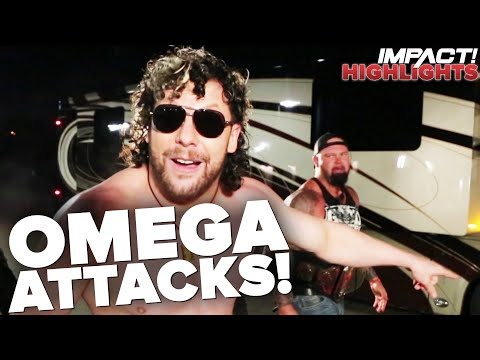 Kenny Omega SENDS A MESSAGE Ahead of Hard To Kill! | IMPACT! Highlights Jan 5, 2021