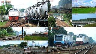 10 momen papasan kereta api terbaik