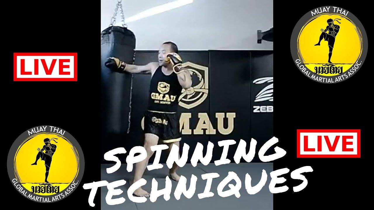 GMAU Muay Thai with Nick Vasallo 7/30/2020