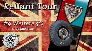 Reliant Tour # 09 weitere 5%