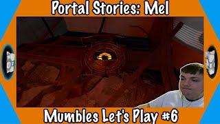 Portal Stories Mel - Meet Virgil - Mumbles Let