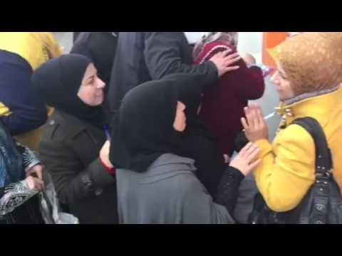 Adana Lions Clubs distributing Swedish Lions refugee help