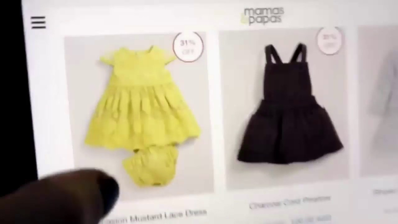 b3fee70b98451 أفضل موقع ملابس مواليد ماركات - YouTube