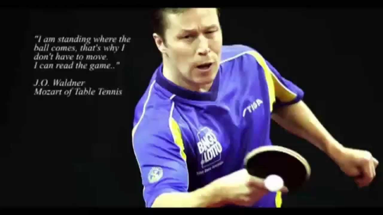 Jo Waldner Table Tennis Tip 6 10 Youtube