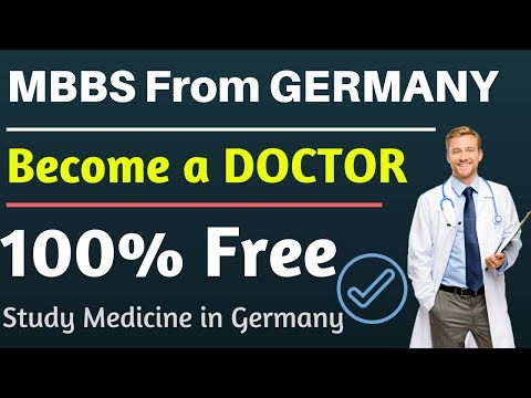Study Medicine in Germany | MBBS in Germany