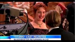 """TITANIC 3D"" Special Cast Reunites. World Premiere London 2012"