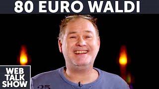 """Baixar 80 Euro Waldi: """"Es ist gar nichts gestellt!"""""""