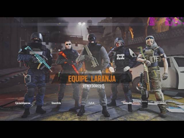 RAINBOW SIX SIEGE - Recruta Bolado Recruit Show