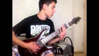 Gojira - Love(Guitar Cover)
