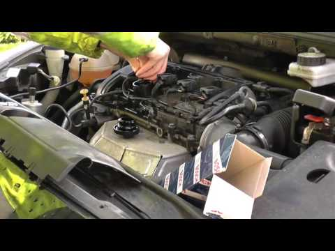 Peugeot 308 P1337 Fault Code Amp Ignition Coil Replace P1338