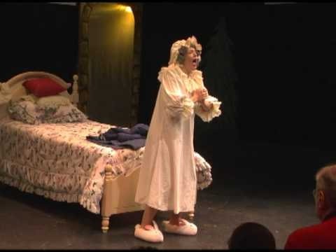 "Children's opera ""Little Red Riding Hood"" by Seymour Barab, BCOpera"