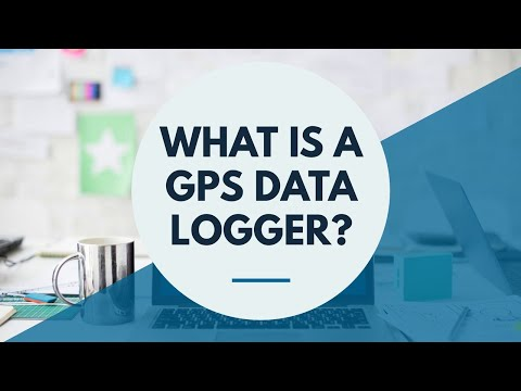 What is a GPS Data Logger?