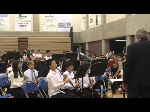 Shout! - Aliso Viejo Middle School 6th Grade Band