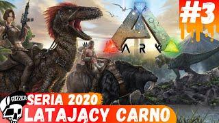 Carno Potrafi Latać i Pływać w ARK Survival Evolved PL | Seria 2020 #3 - Rizzer