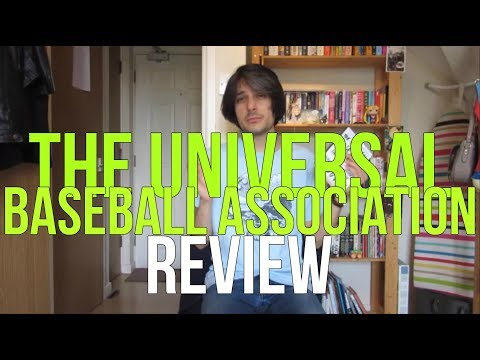 The Universal Baseball Association by Robert Coover REVIEW