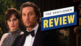 The Gentlemen Review (Matthew McConaughey, Colin Farrell)