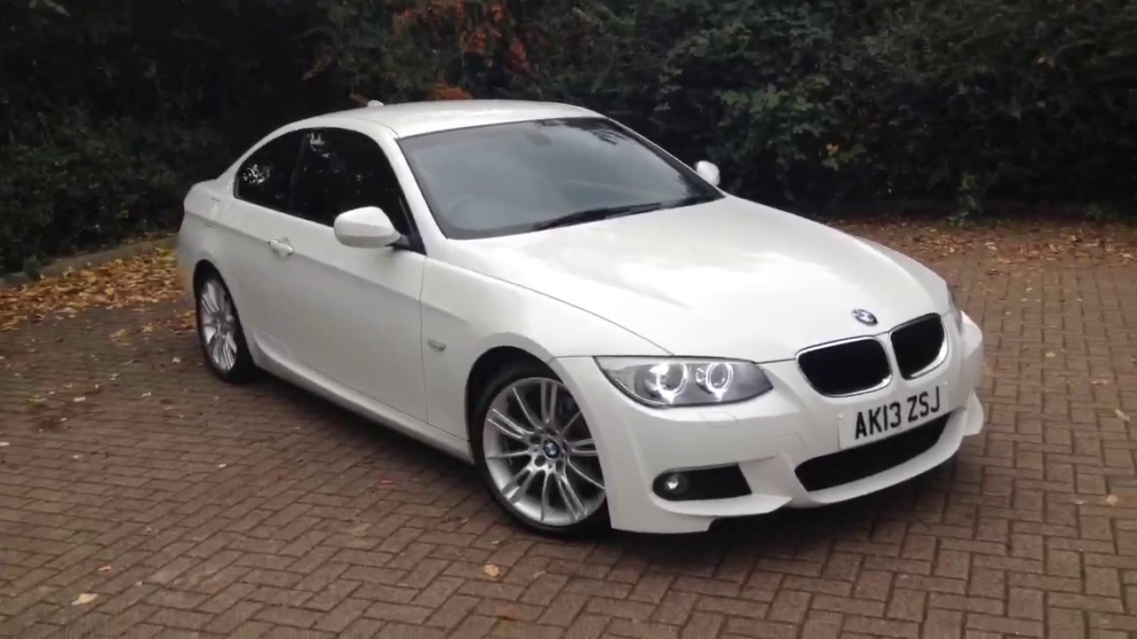 Betere 2013 BMW Approved Used BMW 320d M Sport Coupe Autmatic - YouTube GW-49
