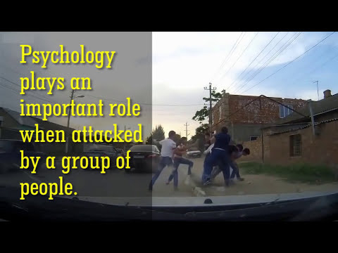 Gang Attack Analysis | 3 SIMPLE RULES to Survive Multiple Attackers [Fight SCIENCE BREAKDOWN]