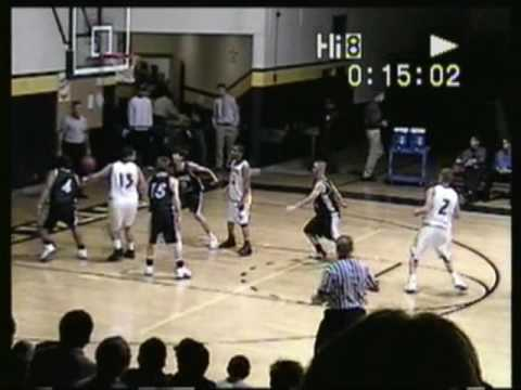 Flowing Wells Basketball 2005 vsMtView