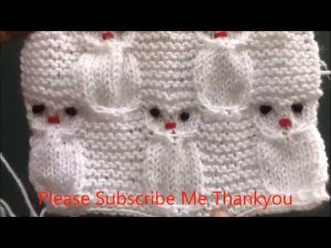 Easy Knitting Pattern Teddy Bear Youtube