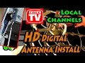 What is the Best Placement for an HD Digital Television Antenna?