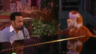 Sesame Street: John Legend and Hoots