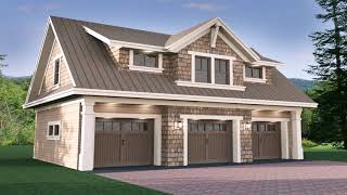 House Designs With 3 Car Garage